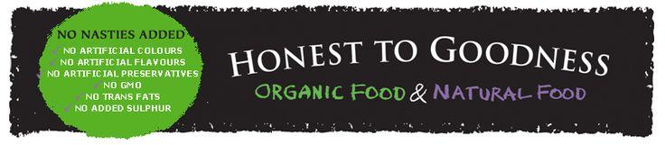 Honest to Goodness - organic food, Sydney
