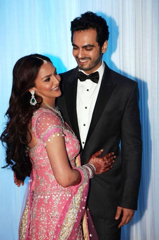 Esha Deol Wedding Reception Photos