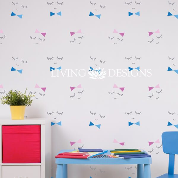 Plantillas Decorativas, stencils, para pintar paredes como papel tapiz y vinilos decorativos