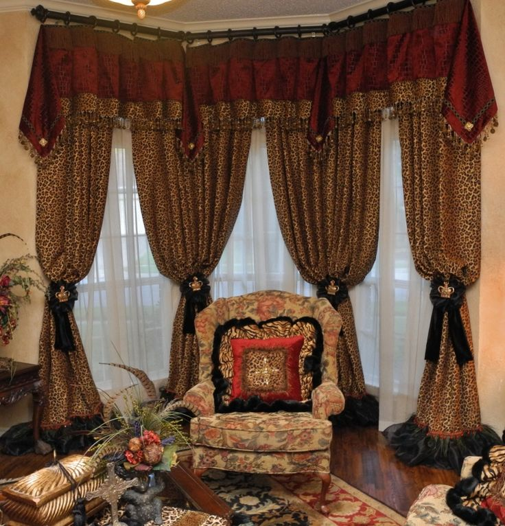 Dress Up Your Home For Holiday Entertaining WithHigh End Luxury Custom Curtains