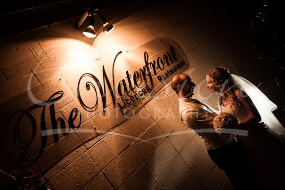 The awesome Waterfront Restaurant, Hervey Bay.