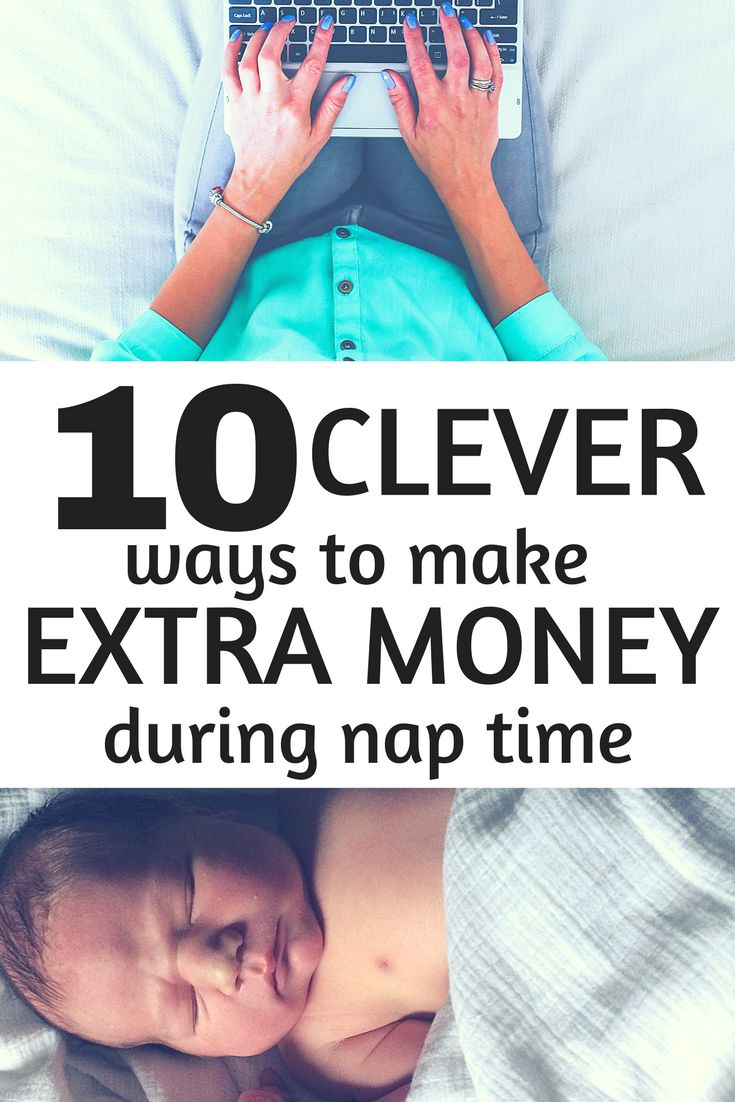 I love finding flexible ways to make extra money at home during nap time! I can't believe you canbest earn extra money online in just10 minutes!