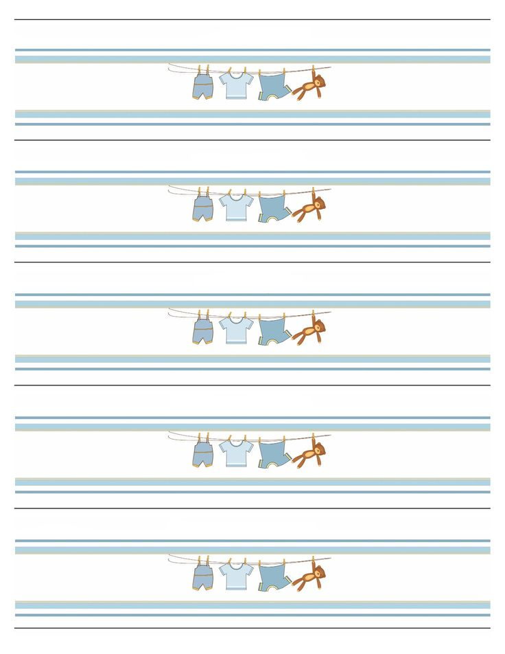 134 best Free - Printables parties - Baby Shower images on Pinterest - Free Baby Shower Label Templates