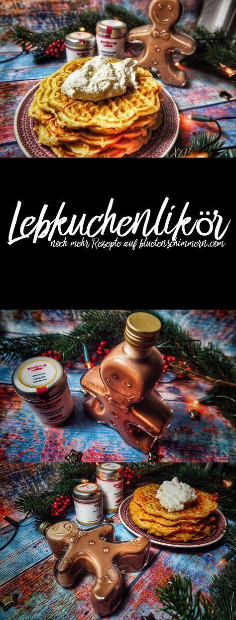 So yummi, dieser #Lebkuchenlikör. Vor allem auch noch schnell gemacht. Deine Liebsten werden sich sicher über diesen #selbstgemachten #Likör freuen! #geschenkeausderküche #rezept #weihnachten #weihnachtsrezepte #rezepte #hausgemacht #selbstgemacht #diy #kochen #lecker #geschenkideen