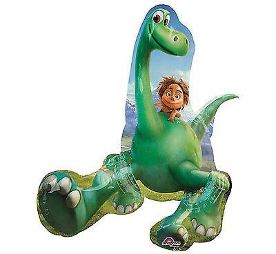 """Disney хороший динозавр supershape 34 """"фольга шар день рождения вечеринки декор"""