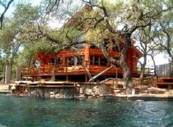 Log Country Cove in Burnet, Texas. Great place to vacation or Winter Texan.