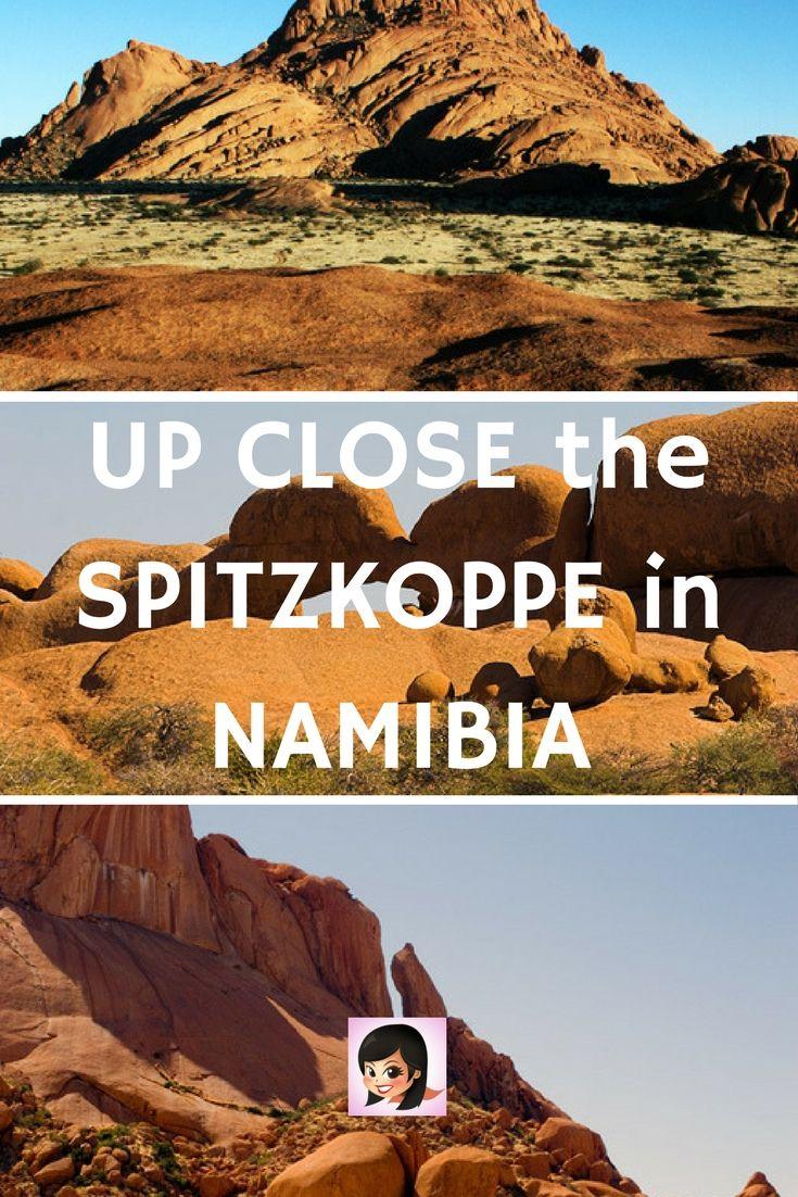 Spitzkoppe. Sharp Head. Namibia Campsite. Africa Destinations. Travel Ideas. Travel Inspiration. Travel Destination.