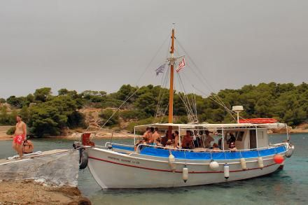 Spetses Boat Trips with a Difference