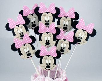 Felt Mickey Mouse Shaped Frame with Magnet For Your Baby's