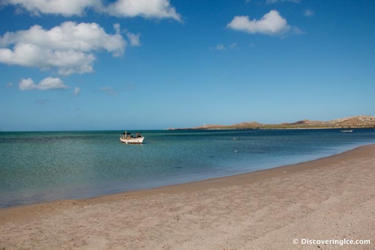 The peaceful, serene, and beautiful beaches of Cabo de la Vela, La Guajira, Colombia