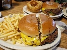 Hubcap burger at cothams little rock arkansas my future for Arkansas cuisine