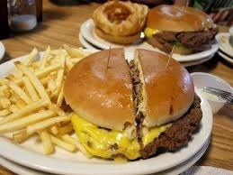 Hubcap burger at cothams little rock arkansas my future for Arkansas cuisine
