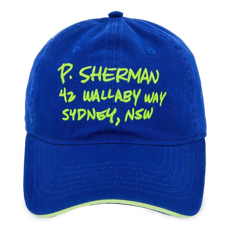 Finding Nemo Baseball Cap for Adults Baseball cap, Dad hats