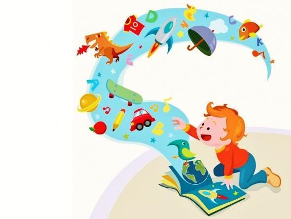 Online παιδικά βιβλία με αφήγηση