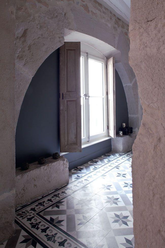 17 meilleures images propos de carreau de ciment sur pinterest construction cubes et tuile. Black Bedroom Furniture Sets. Home Design Ideas