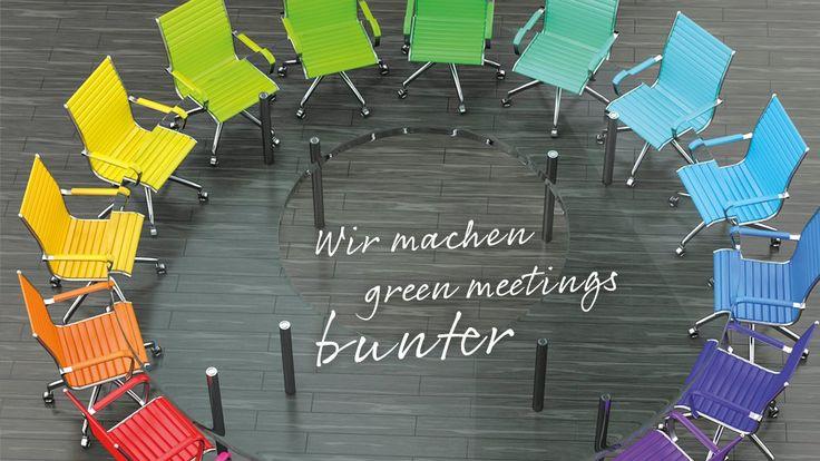 #BIOHOTELS: wir machen #greenmeetings bunter:  die besten Bio Tagungshotels, Seminarhotels und Kongresshotels - die BIO HOTELS