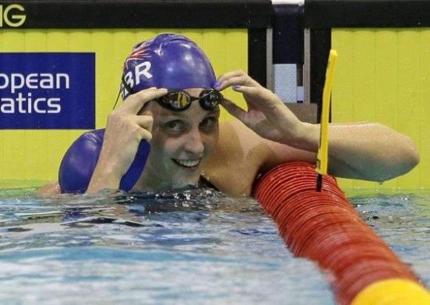 Southport swimmer Fran Halsall claimed her second gold medal at the European Championships as Great Britain wrapped up their most successful...