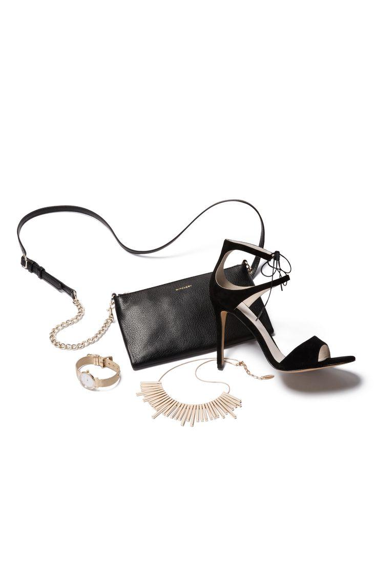 Modern Monochrome: Event ready wardrobe essentials