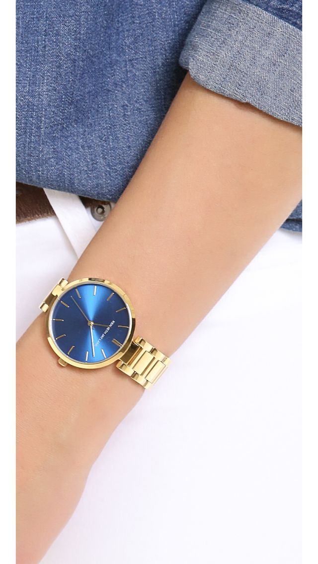 I discovered this Kenneth Jay Lane Large Face Watch | SHOPBOP on Keep. View it now.