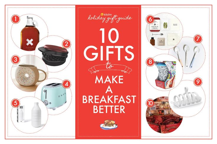 Gifts for the cooking and gadget lover in your life!