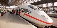 Deutsche Bahn ... best trains in the world