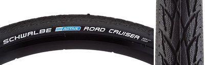 Schwalbe Road Cruiser Tire Schwalbe Road Cruiser K-guard 700x35 Bk/bk/ref Wire