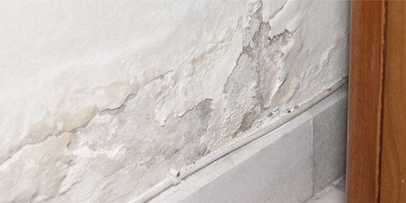 Résoudre les problèmes de salpêtre et du0027humidité avec un traitement - comment enlever du crepi sur un mur exterieur