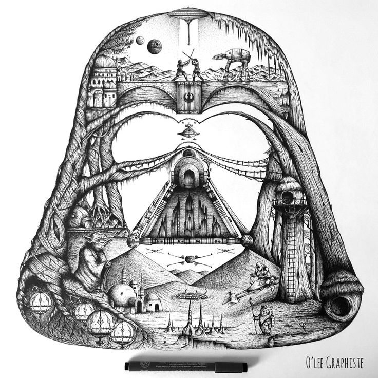 O'lee Graphiste star wars - Google Search