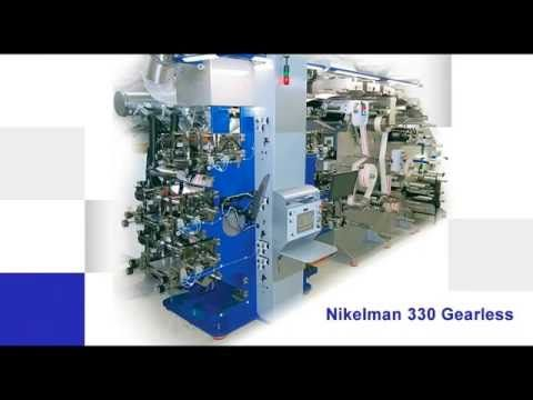 NIKELMAN - We are building the impossible - YouTube #Flexoprinting #machines #Shirrting #machines #Additional #devices #Modernizations #and #repairs #Indywidual #project #nikelman #rtu #gearless #anilox #doctorchumber