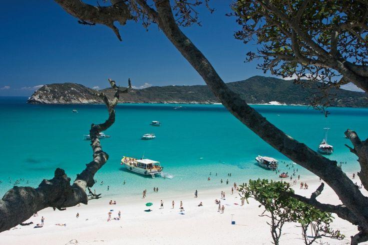 Arraial do Cabo, na Região dos Lagos, litoral norte do estado do Rio de Janeiro, Região Sudeste do Brasil.