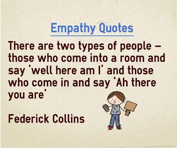Empathy Quotes Extraordinary 18 Best Empathy Quotes Images On Pinterest  Empathy Quotes Quote