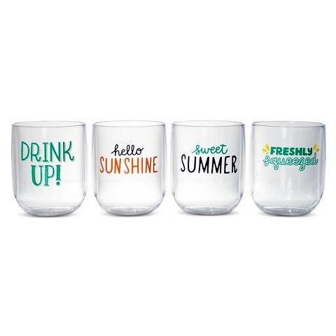 shop the cutest stuff like plastic stemless wine glasses on keep - Plastic Stemless Wine Glasses