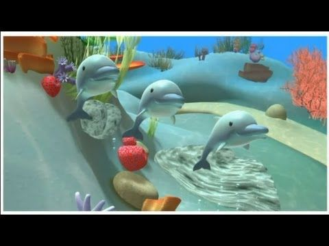 Alex - El Delfín - dibujos educativos sobre animales del mar. También hay otros vídeos, dos de ellos sobre el pulpo y la tortuga marina.