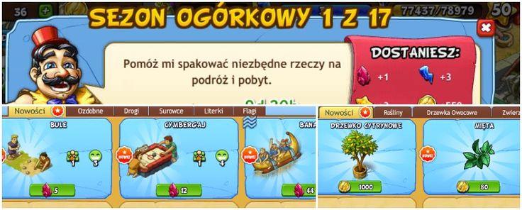 Sezon ogórkowy w Skalnym Miasteczku http://grynank.wordpress.com/2014/08/13/sezon-ogorkowy-w-skalnym-miasteczku/ #gry #nk #skalnemiasteczko