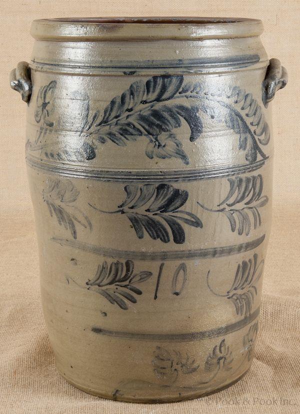 10 gallon stoneware crock