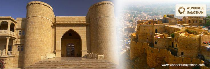 Let's have a Flavor of Jaisalmer Hospitality! - #WonderfulRajasthan