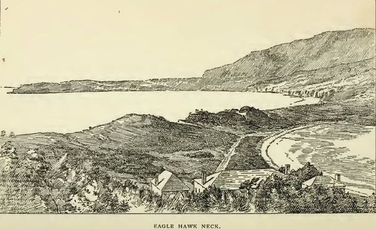 Eagle Hawk Neck c1830s