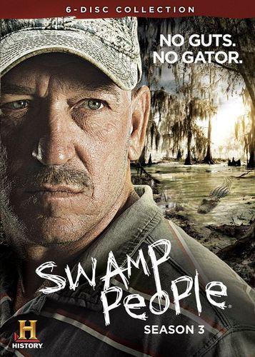 Swamp People: Season Three [6 Discs] [DVD]