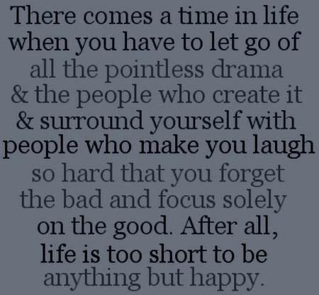 Laugh! Laugh! positive-life-quotes