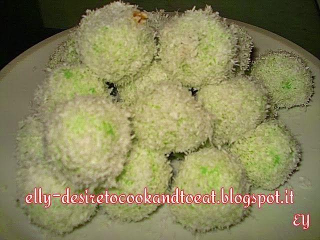 Glutinous Flour Balls