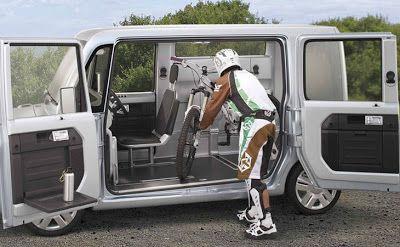 Daihatsu Concept kei cars autos economicos   Car0n4n