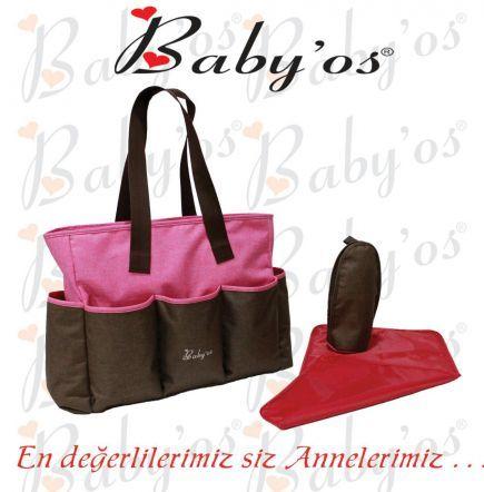 Baby'os Anne Bebek Çantaları    Yeni ve ikinci el bebek ürünleri kidimami'de