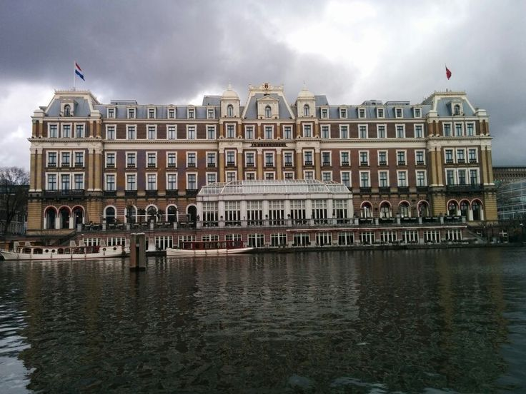 Amstel hotel, most famous and expensive hotel in Amsterdam