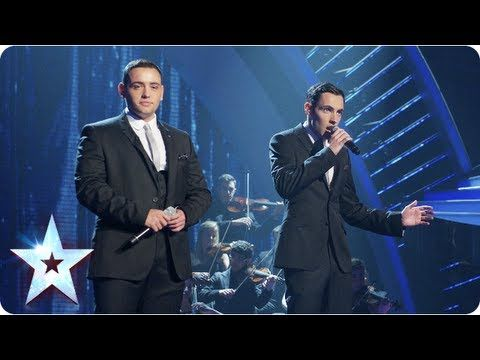 ▶ Richard and Adam singing 'The Impossible Dream'   Final 2013   Britain's Got Talent 2013 - YouTube