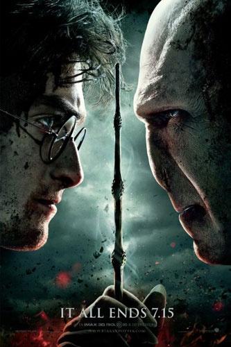Harry Potter. Love.