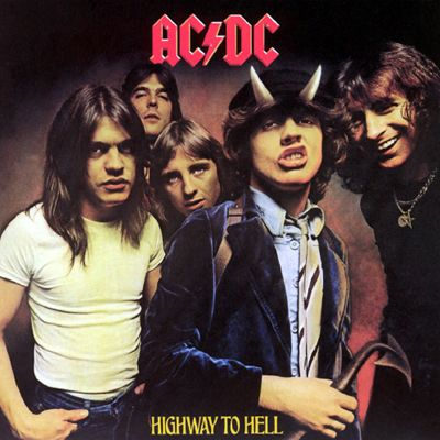 AC-DC, Highway to Hell - 1979