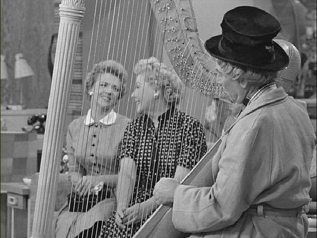 """Shirley Mitchell I Love Lucy 