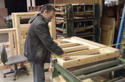 Walter Piano Upright Framing