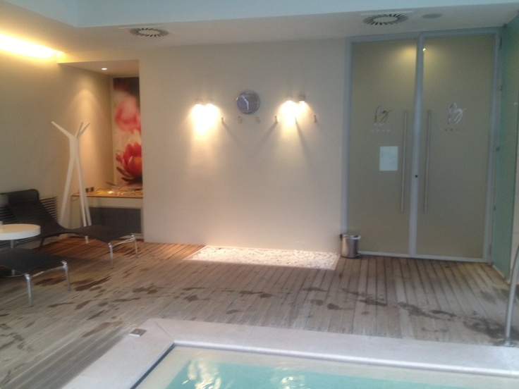 Spa all'Hotel Belvedere, 4 stelle a Riccione