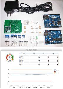 Check out http://arduinohq.com  Arduino Environmental for aquaponics